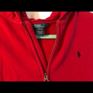 KIDS Polo by Ralph Lauren zip up